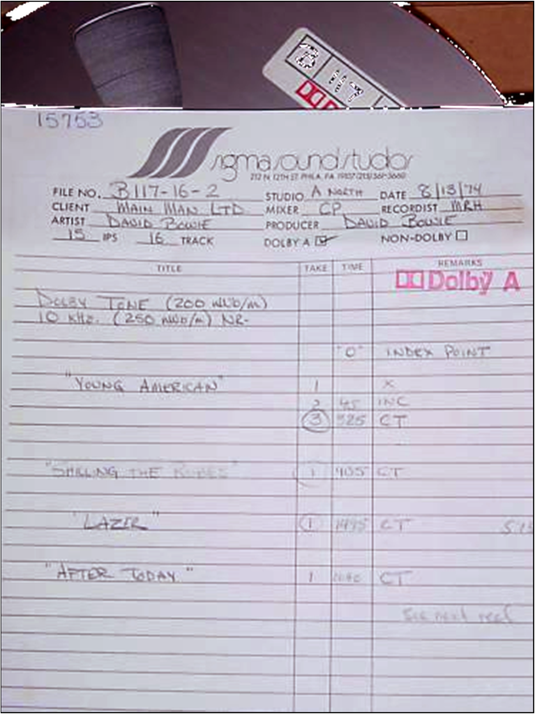 david-bowie-original-studio-notes