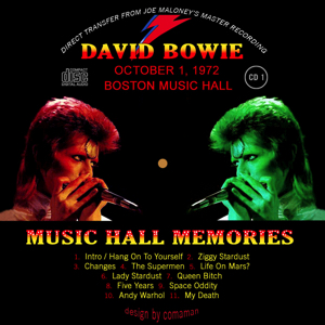 david-bowie-music-hall-memories-disc-1
