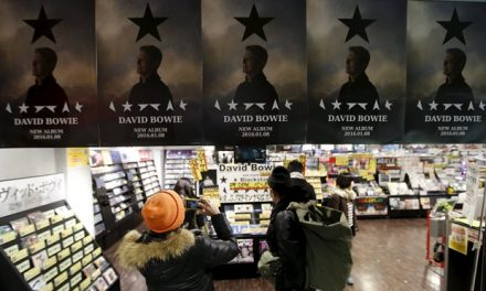 Bowie 's BlackStar new Album – Available now