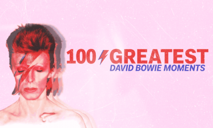 David Bowie 100 Greatest moments
