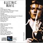 David Bowie 1996-09-06 Philadelphia ,The Electric Factory - Electric Bowie - SQ 8