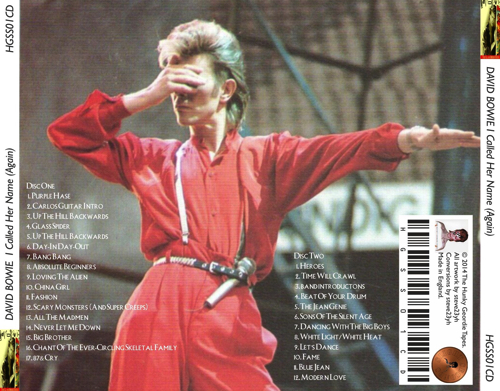 david-bowie-called-her-name-back