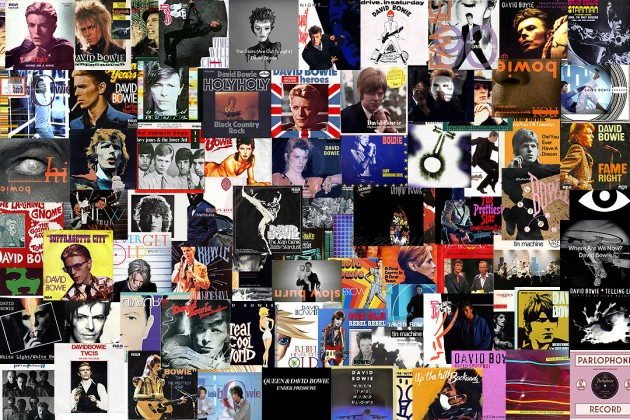 Takes a look at the life and career of David Bowie (VIDEO)