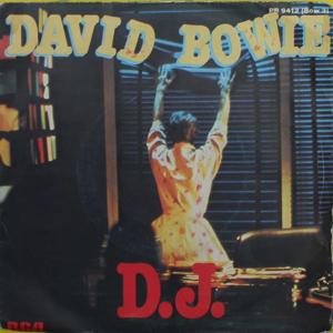 David Bowie DJ (1979)