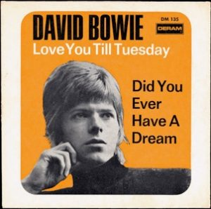 David Bowie Love You Till Tuesday (1967)