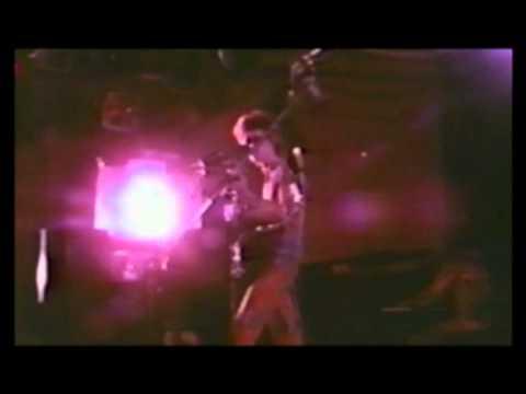 David Bowie live 1972 Aylesbury
