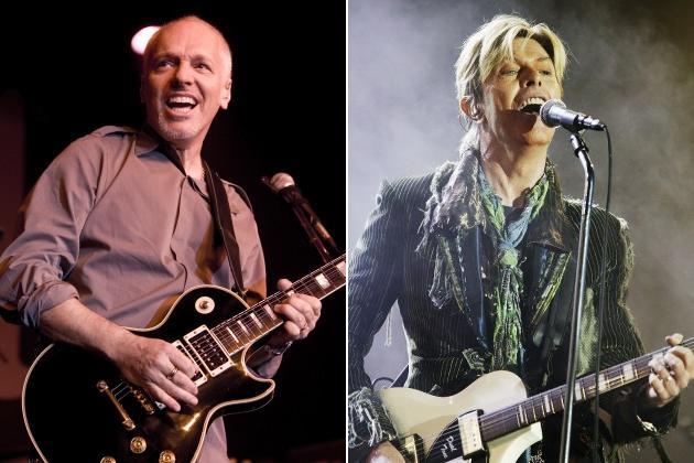 Peter Frampton Credits David Bowie For Saving His Career