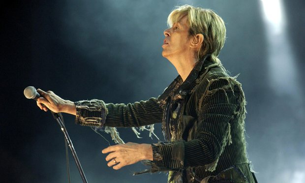 Thousands will pay tribute to Bowie at Isle of Wight festival