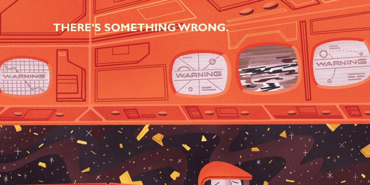 """David Bowie's """"Space Oddity'"""" Recreated As Children's Book"""