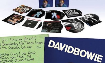 David Bowie's The Gouster full album is released (Box Set)