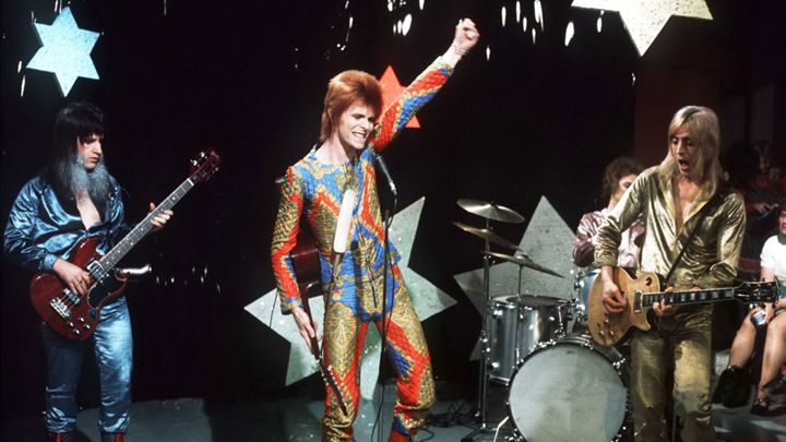 How David Bowie Became the 'Starman' (Rob Sheffield's new book)