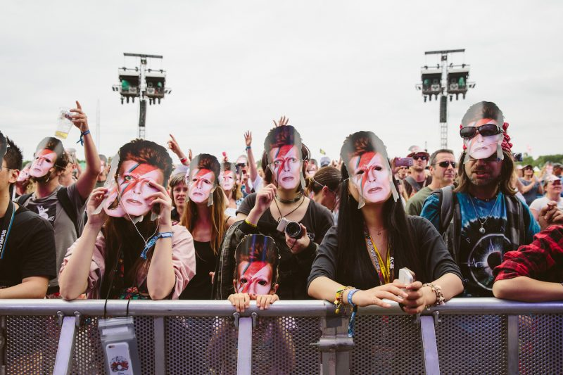 VIDEO : Isle of Wight Festival 2016 – David Bowie Tribute