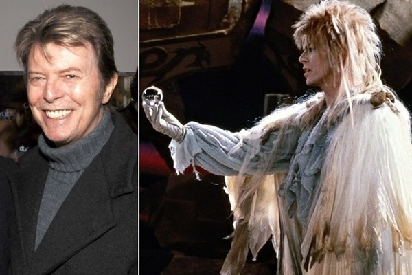 david bowie age during labyrinth