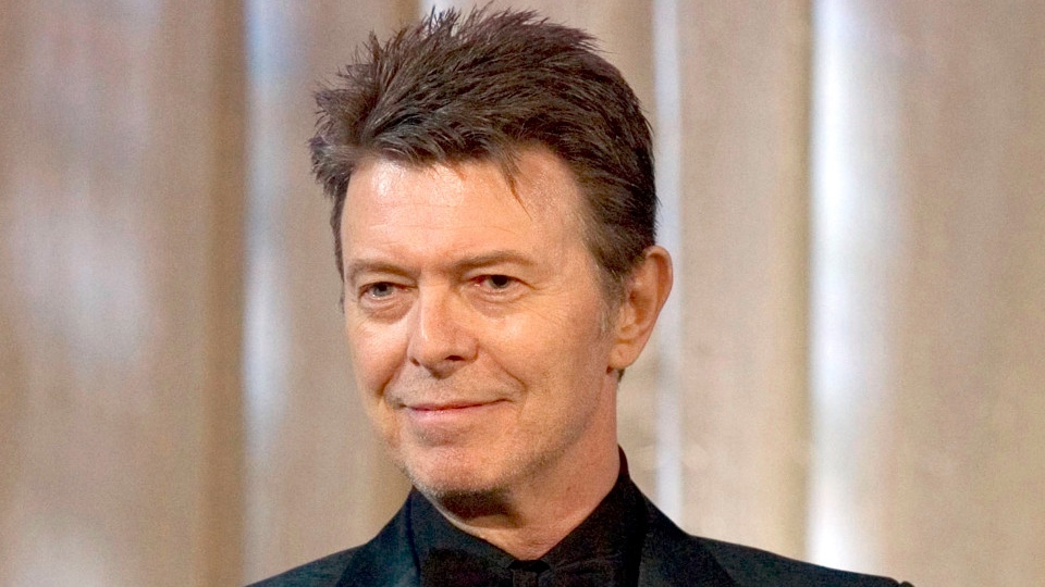 RISING FROM THE ASHES David Bowie's musical Lazarus set to open in London