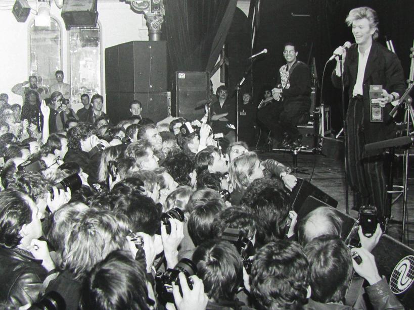 maandag 30 maart 1987 Paradiso Amsterdam
