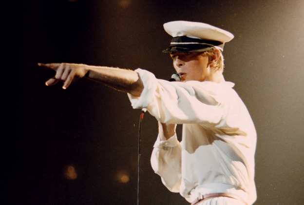 Station To Station Video 1976 – Newly unearthed footage