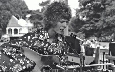 David Bowie bandstand in Beckenham in line for restoration