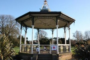 Restoration: The Edwardian bandstand is in urgent need of repair, fundraisers said (Bromley Council)