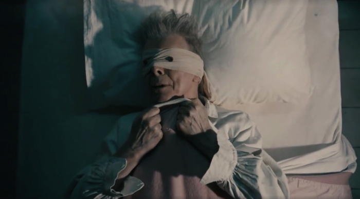 Lazarus Widescreen Video -Watch Bowie's Lazarus video now