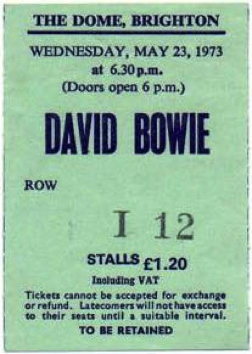 david-bowie-BRIGHTON-ROCK-TICKET