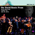 David Bowie 2016-07-29 London ,Royal Albert Hall - The David Bowie Prom - SQ 9,5