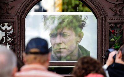 David Bowie Plaque Unveiled in Berlin