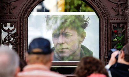 David Bowie Plaque Unveiled in Berlin