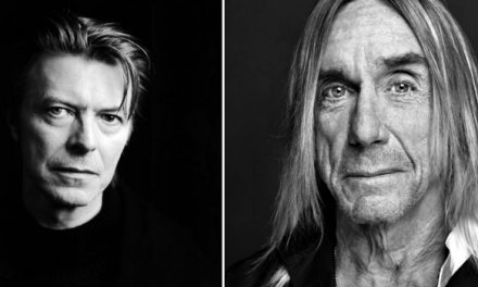 Iggy Pop pays tribute to David Bowie radio show and playlist — listen