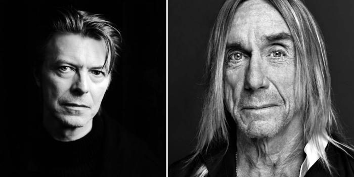 Iggy Pop pays tribute to David Bowie radio show and playlist — listen