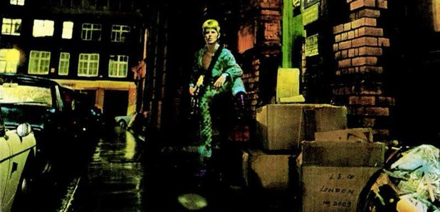 An Immersive Ziggy Stardust Experience Is Heading To London This Year…