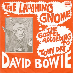 David Bowie The Laughing Gnome (1967)