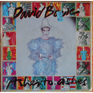 David Bowie Ashes To Ashes - Move on (1980) estimated value € 10,00(This may be sold or exchanged)