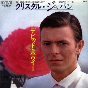 David Bowie Cristal Japan (1980)