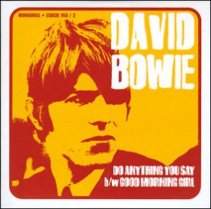 David Bowie Do Anything You Say (1966)