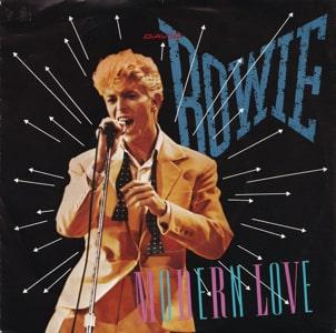 David Bowie Modern Love (1983)