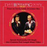 David Bowie Peace on Earth / Little Drummer Boy (1982)