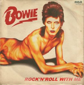 David Bowie Rock 'n' Roll with Me (1974)