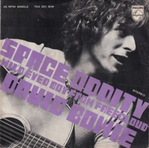 David Bowie Space Oddity - Wild Eyed Boy From Freecloud (1969 Netherlands) estimated value € 20,00