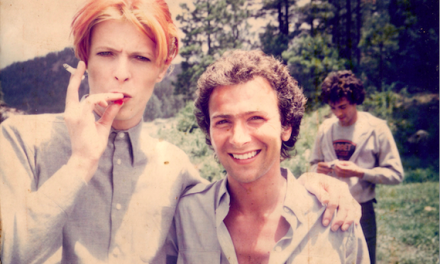 The Man Who Fell To Earth: Hair, Style & Bowie's Fear Of Flying