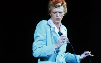 Streaming: The Making of David Bowie's Lost Soul Album