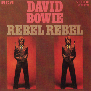 David Bowie Rebel Rebel (1974)