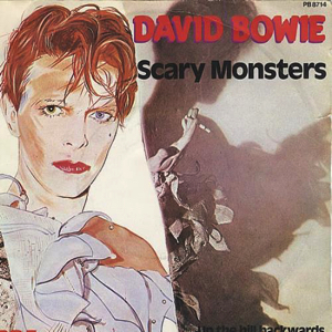 David Bowie Scary Monsters (1981)