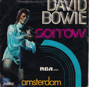 David Bowie Sorrow (1973)