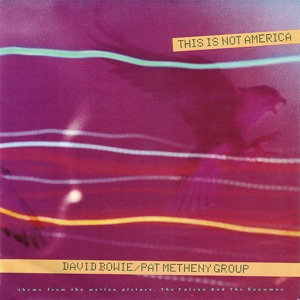 David Bowie This Is Not America - with the Pat Metheny Group (1985)