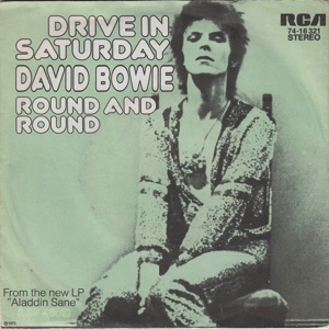 David Bowie Drive In Saturday (1973)