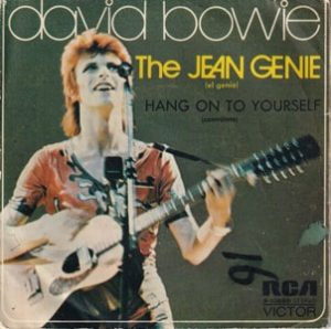 David Bowie The Jean Genie - Hang On To Yourself (1972) estimated value € 18,00