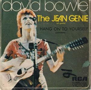 David Bowie The Jean Genie (1972)