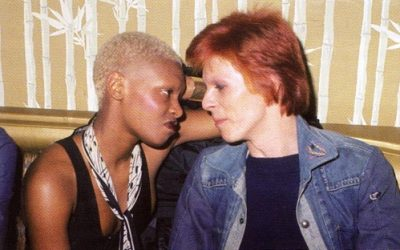 AVA CHERRY TALKS ABOUT HER LOVE FOR DAVID BOWIE
