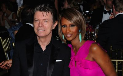 VIDEO : IMAN TALKS ABOUT DAVID BOWIE FOR THE FIRST TIME SINCE HIS DEATH