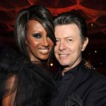 Watch Iman dedicate award to late husband David Bowie
